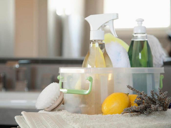 Naturali per la pulizia della casa soluzioni per il for Pulizia della casa